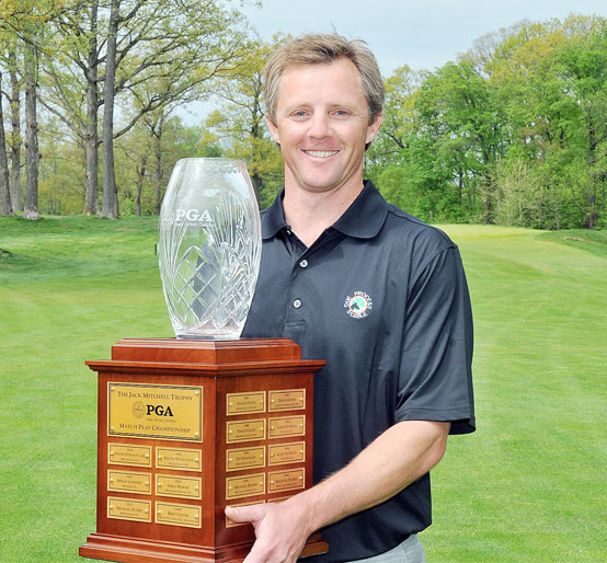The Jack Mitchell Trophy / NJ PGA Match Play
