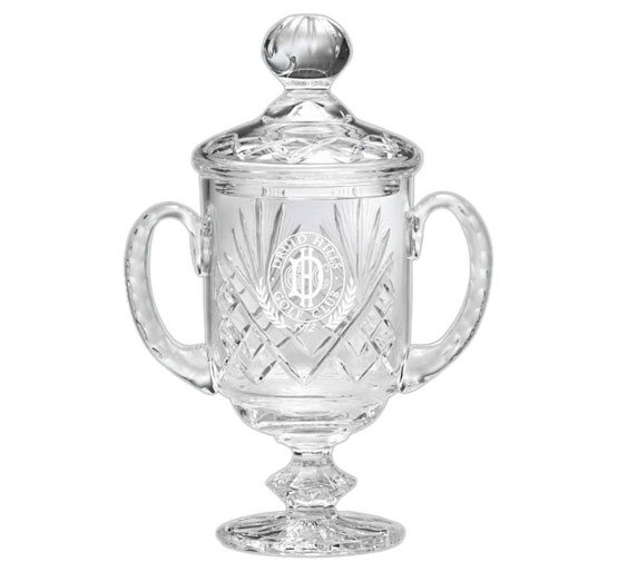 Loving Cup with Lid