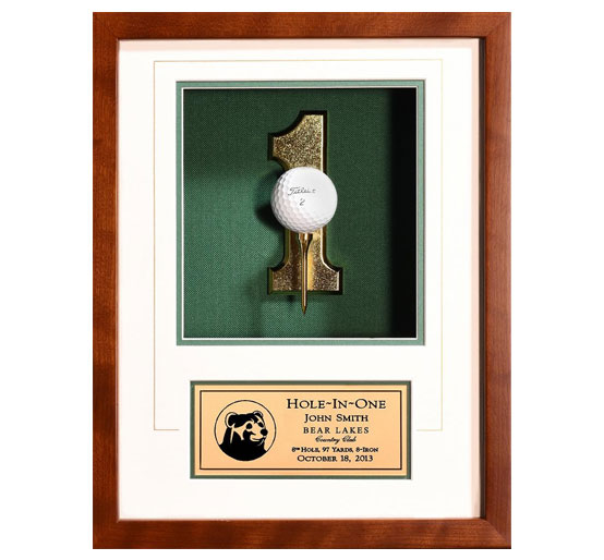 Shadowbox Hole In One